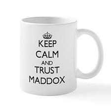 Keep calm and Trust Maddox Mugs