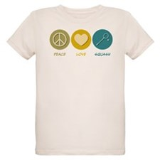 Peace Love Squash T-Shirt
