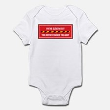 I'm the Elevator Guy Infant Bodysuit