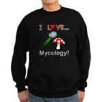 I Love Mycology Sweatshirt (dark)
