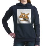 babyfox copy.jpg Hooded Sweatshirt
