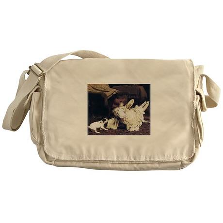 tug.png Messenger Bag