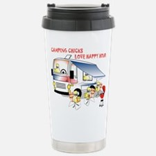 Unique Happy hour Travel Mug