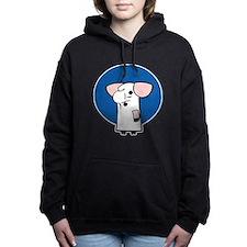 ghosty piggy.png Hooded Sweatshirt