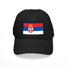 Cute Serbian flag Baseball Hat