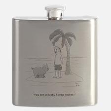 keep kosher Flask
