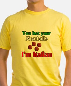 You Bet Your Meatballs T