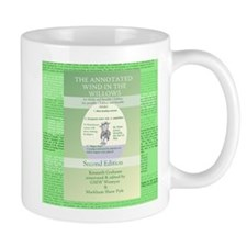 Annotated Wind In the Willows Small Mug