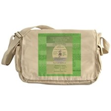 Annotated Wind In the Willows Messenger Bag
