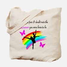 JOYFUL DANCER Tote Bag