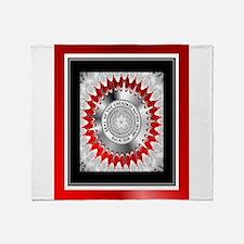 Cherokee Nations Throw Blanket