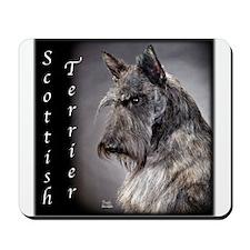 "Scottish Terrier ""Scottie"" Mousepad"