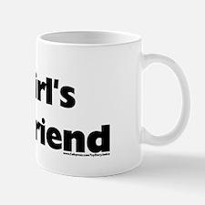 A girl's bestfriend (gun) Mug