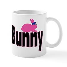 Badge Bunny Mug