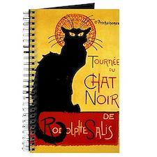 Vintage Tournée du Chat Noir, Theophile Ca Journal