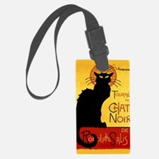 Vintage Tournée du Chat Noir, Th Luggage Tag