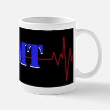 EMT Heart Beat Mugs