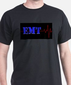 EMT Heart Beat T-Shirt