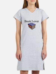 Book Lover Women's Nightshirt
