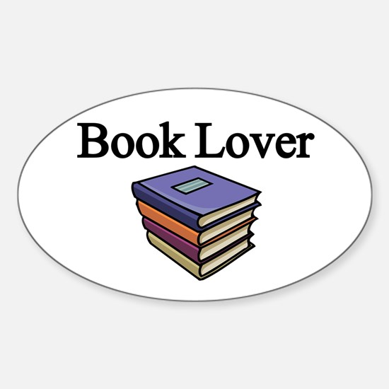 Book Lover Decal