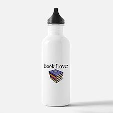 Book Lover Water Bottle