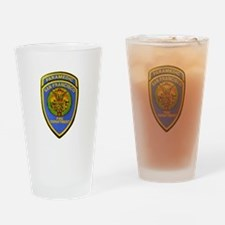 San Francisco Paramedic Drinking Glass