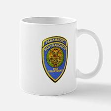 San Francisco Paramedic Mugs