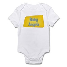 Baby Angela Infant Bodysuit