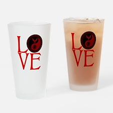 Styxx/Acheron Drinking Glass