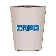 BaRaCK Shot Glass