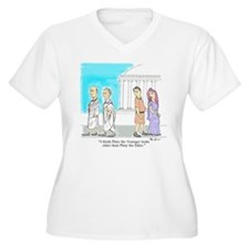 Pliny Younger and Elder Plus Size T-Shirt