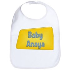 Baby Anaya Bib