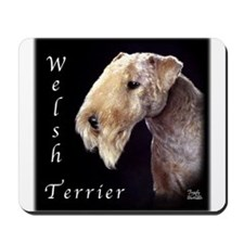 Welsh Terrier Mousepad