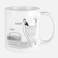 Jonah? Noah? Mugs