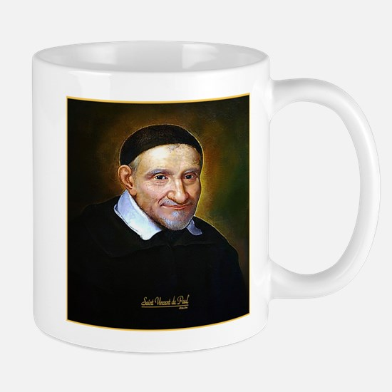 Saint Vincent de Paul Mug