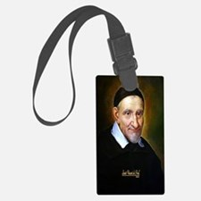 Saint Vincent de Paul Luggage Tag
