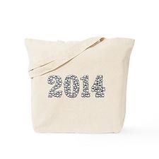2014 In Skulls Tote Bag
