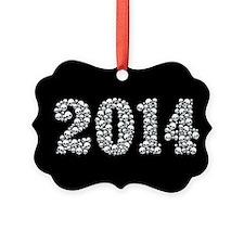 2014 In Skulls Ornament
