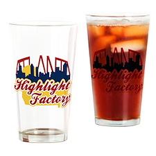 Highlight Factory Drinking Glass