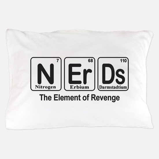 NErDs Pillow Case