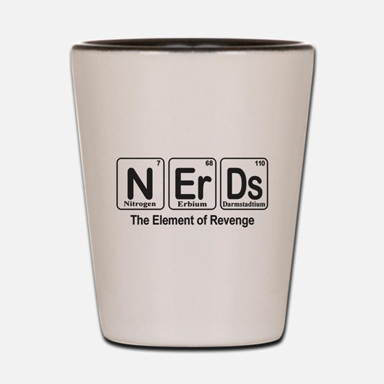 NErDs Shot Glass