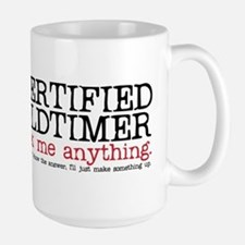 Certified Oldtimer Mugs