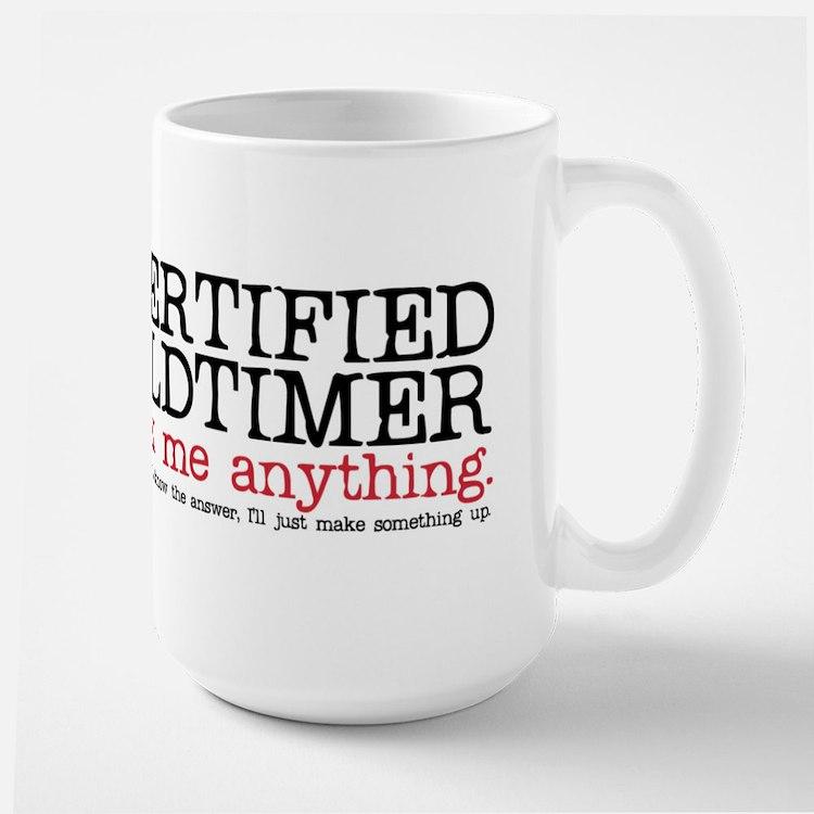 Certified Oldtimer Mugs