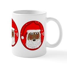 Happy Santa Mugs