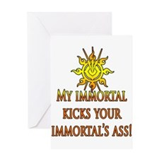 Immortal Greeting Cards