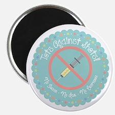 No Shots! 2.25 Inch Magnets