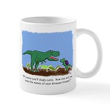 Latin T-Rex Mugs