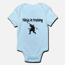 Ninja in training Body Suit