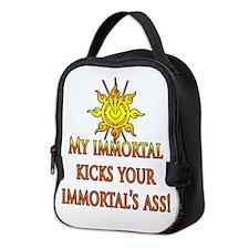 Immortal Neoprene Lunch Bag