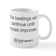 Morale Report Mug